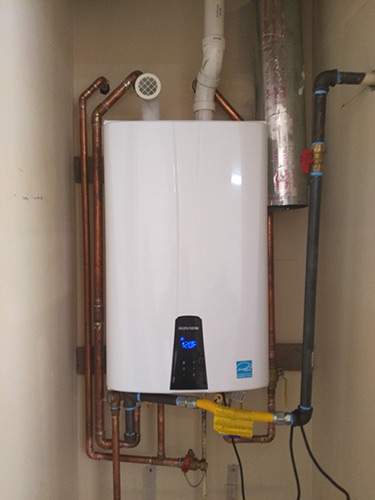 Tankless Water Heater Plumbers In Austin Tx